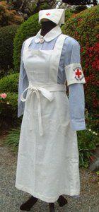 Clara Barton costume