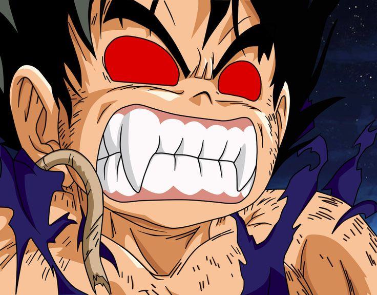 Goku Transformation by DBCProject | Per - Goku | Pinterest ...