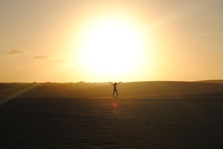 Punta Gallinas, Colombia..what a liberty!