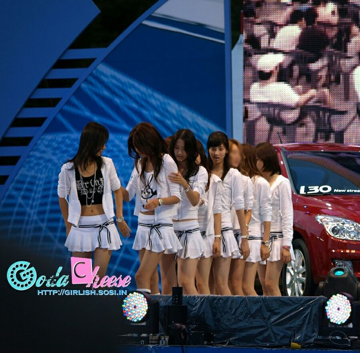 080716 넥슨, 소녀시대를 만나다