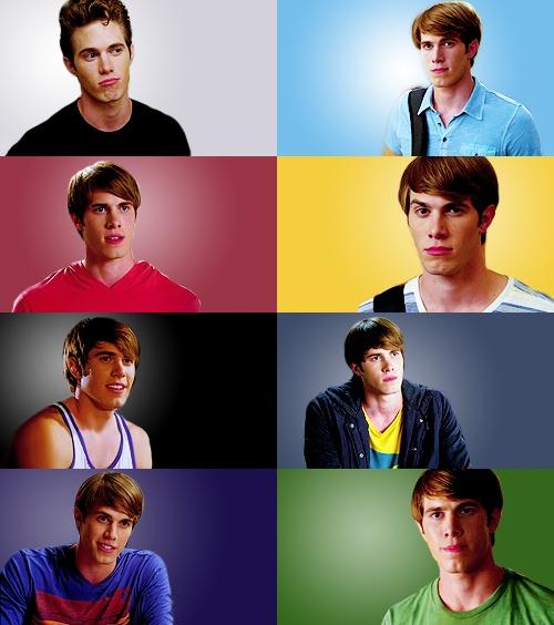 Blake Jenner♥ aka Ryder Lynn from Glee :)