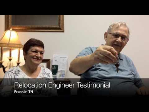 Testimonial of The Relocation Engineer, Mike Grumbles, by client that bought and sold homes on the same day.