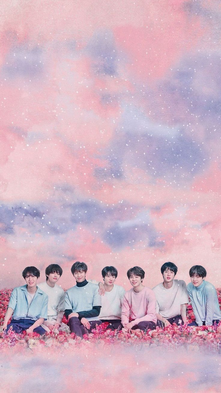 Bts Members New Photo Collection Wallpaper Iphone Bts Gambar