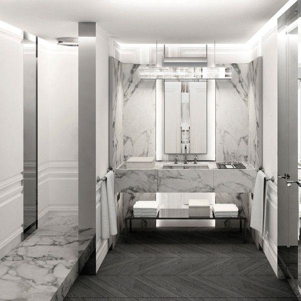 17 Best Ideas About Hotel Bathrooms On Pinterest