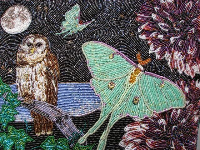 Kate Boyan - Owl and Luna