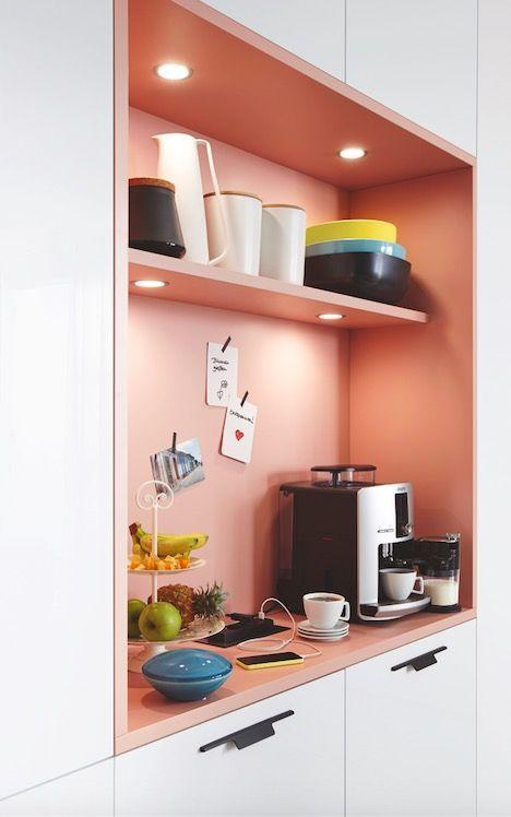 Delicate pastels  - housebeautiful.co.uk