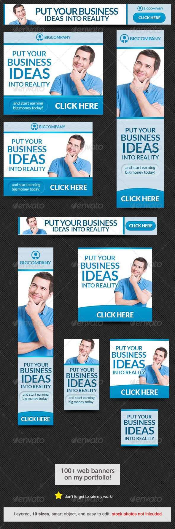 17 best images about banners and ad banner corporate web banner design template psd buy and graphicriver