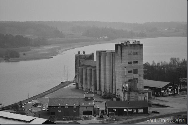 Gamleby silo