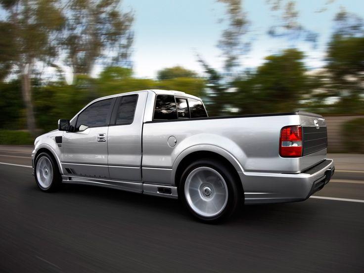 custom f 150 ford trucks | Saleen Ford F-150 S331 Sport Truck Wallpapers | Widescreen Desktop ...