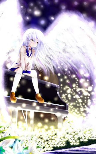 """Angel Beats Wallpaper App<p>High Resolutions Wallpaper from """"Angel Beats Anime"""" for Your Android Phone.<br>This wallpaper app is very easy to use. Quick Set To Wallpaper & Save to Your Smart Phone.<p>""""Angel Beats Wallpaper has dimension 500x800 pixels Easy to use only 2 steps<br>1. Select Angel Beats Wallpaper Image<br>2. Setup to Wallpaper or Save Wallpaper to your image gallery<p>You can change your wallpaper anytime if you want.<p>#Enjoy with Angel Beats Wallpaper App…"""