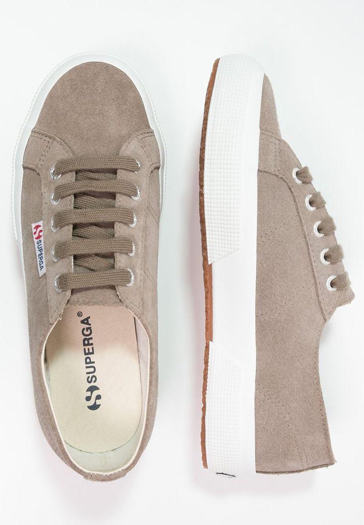 Sneakers basse - grigio talpa
