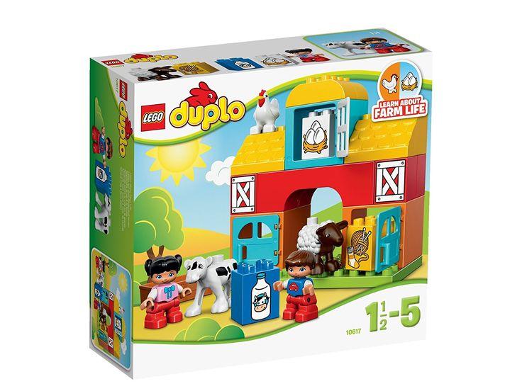 LEGO - 10617 - Ma Première Ferme: Amazon.fr: Jeux et Jouets