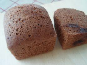 「米粉のチョコ蒸しケーキ」つくさん   お菓子・パンのレシピや作り方【corecle*コレクル】