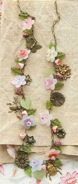 Beautiful French General necklace