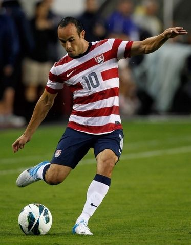 Landon Donovan was, practically, the only player in the 2013 Gold Cup.