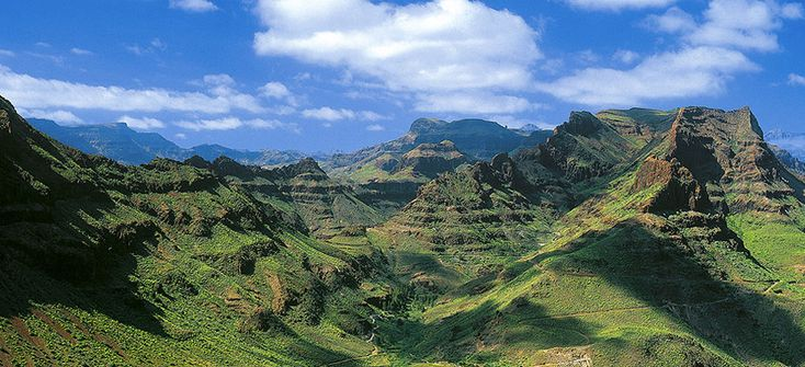 Natural Gran Canaria, beaches and mountains,w hat more could you want for the family?