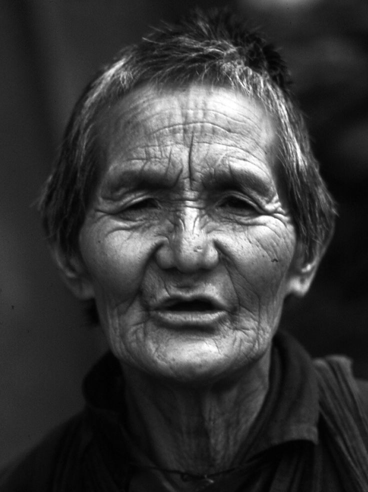 Himalayan Wrinkles, rughe del Nepal 1973, Thodung Gompa
