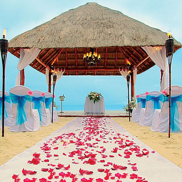 Occidental Grand Cozumel Mexico Weddings