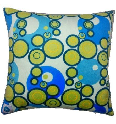 itti minkee cushion cover - Seaweed