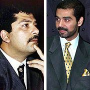 Image result for saddam hussein's sons killed in iraq