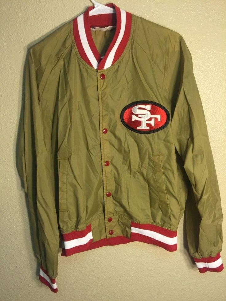 Authentic Chalk Line San Francisco 49ers Jacket Mint Men's L Rare from $45.99