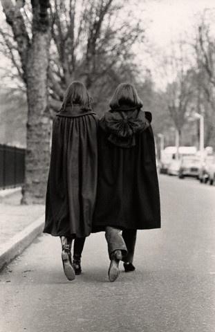 Black Capes #black #cape #fashion