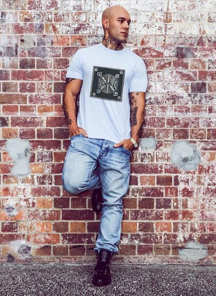 Tattoos O'Shirt Raising Funds and awareness for the Indigenous Literacy Foundation Australia.