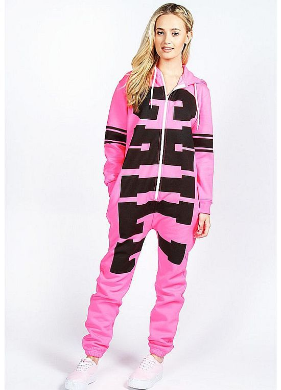 Pink Chill Out #Womens Adult #Onesie $52 - Shop Onesie Collection! http://www.australiaqld.com/adult-onesies/