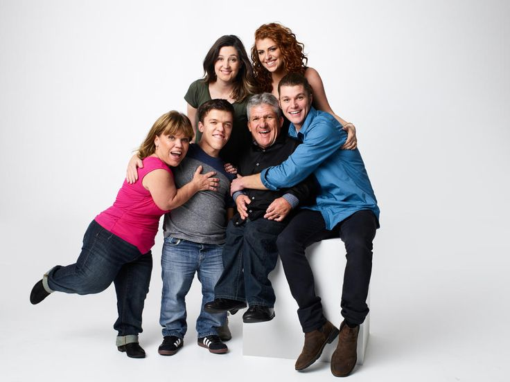Get to know the beloved Roloff family – Matt and Amy, and their children Jeremy, Zach, Molly.