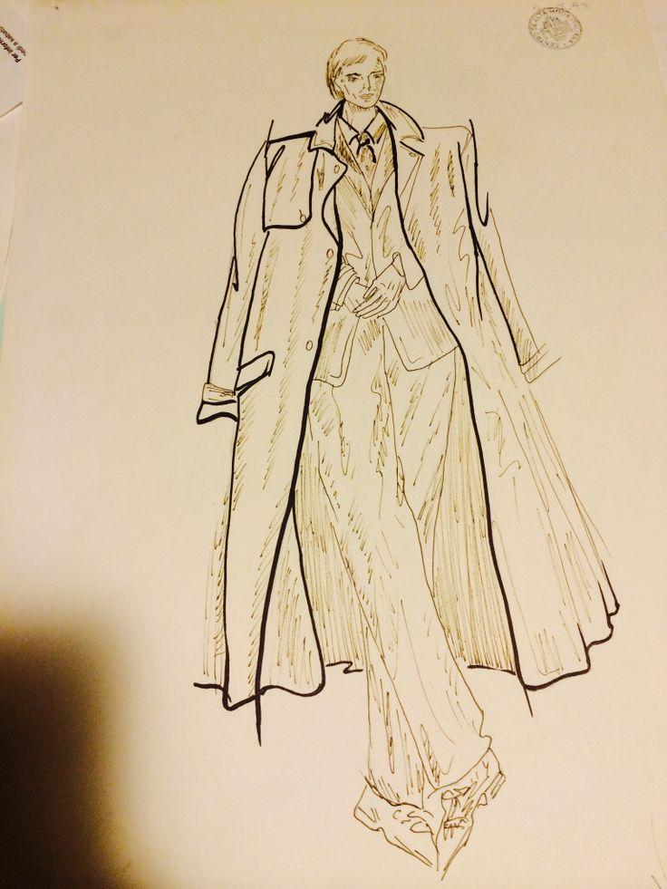 Maria Susana. Lucca fashion stilista moda miei disegni