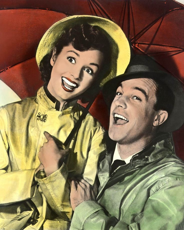 """Great actress, dancer and singer Debbie Reynolds (Singin'in the Rain) dies at 84 on Wednesday 28 December 2016, one day after her daughter Carrie Fisher best known as Princess Leia (Star Wars)   """"Good Morning"""" ~ Singin' in the Rain, 1952 – in the movie that turned the 19-year-old into a star.  http://www.ronaldtintin.com/166.html  #CarrieFisher #StarWars #Fantasy #DebbieReynolds #culture  #movie #cinema #music #GoodMorning #SinginInTheRain #Hollywood #LosAngeles #ripDebbieReynolds #arts"""