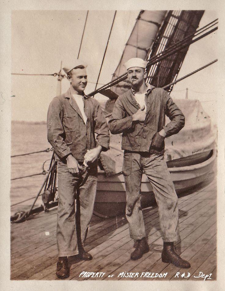 Sailors1930s.jpg 1,250×1,620 pixels Rural Modernist