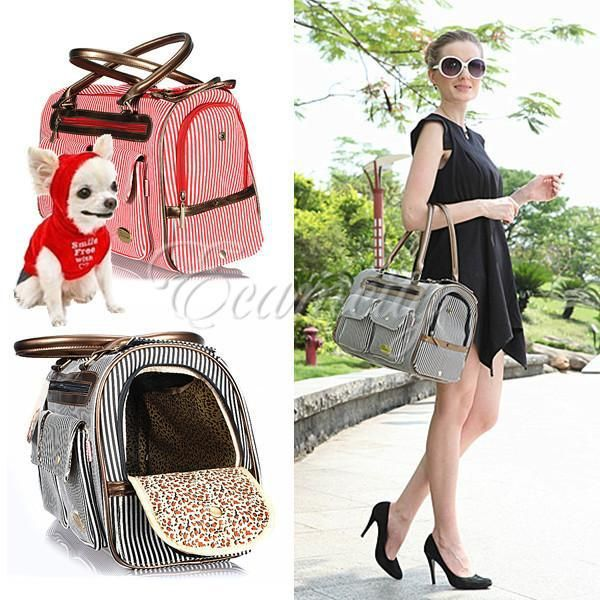 Various Puppy Carrier Purse