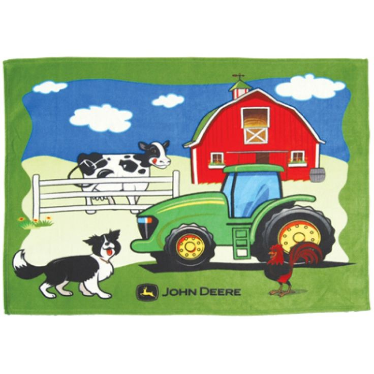Les Meilleures Images Du Tableau John Deere Blankets Sur Pinterest - John deere idees de decoration de chambre
