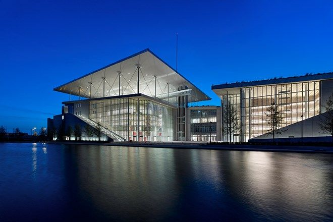 September 2016 Events at the Stavros Niarchos Foundation Cultural Center
