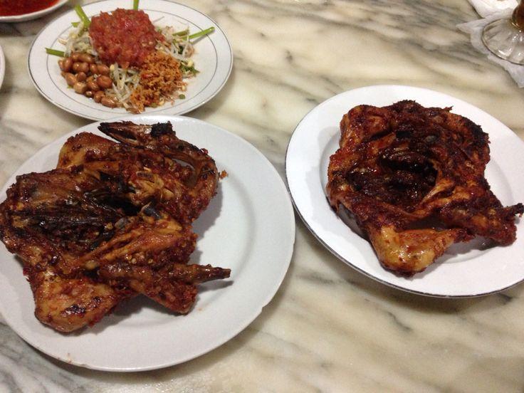 Ayam taliwang  (Lombok signature dish) Bali