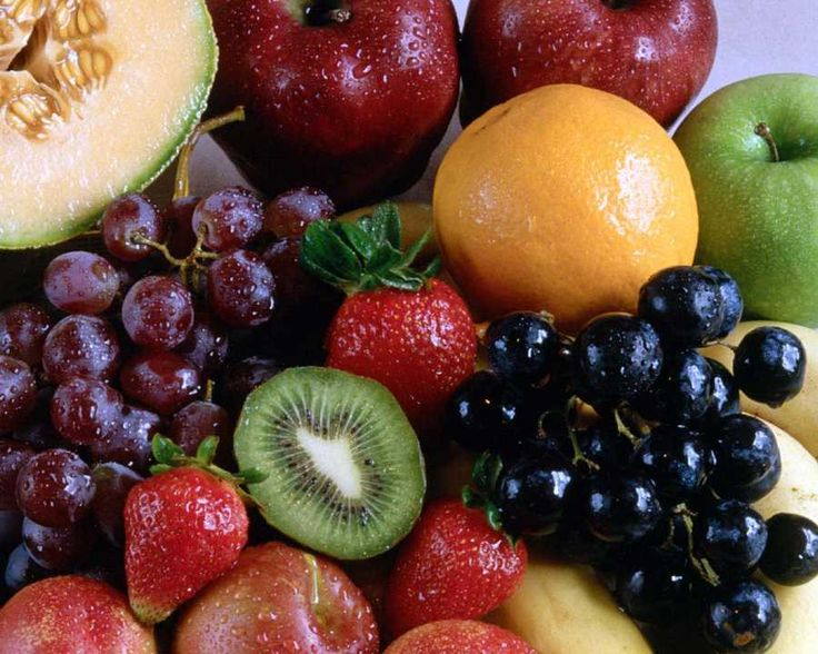 Measuring Fruits for Recipes