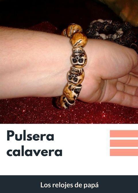 Pulsera calavera  $5000 https://www.facebook.com/search/top/?q=los%20relojes%20de%20pap%C3%A1