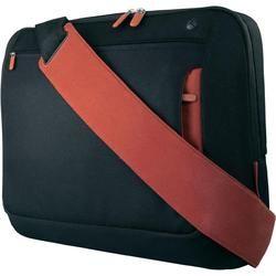 """Sacoche design Belkin pour PC portable 17"""" (43,2 cm) rouge et noire"""