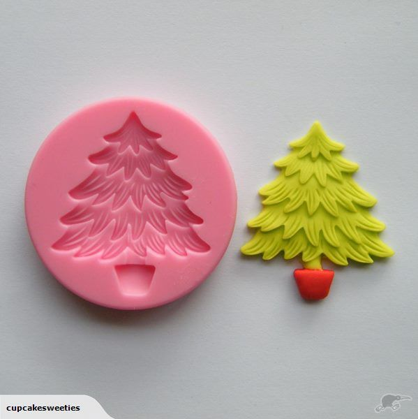 Silicone Mould - CHRISTMAS TREE | Trade Me