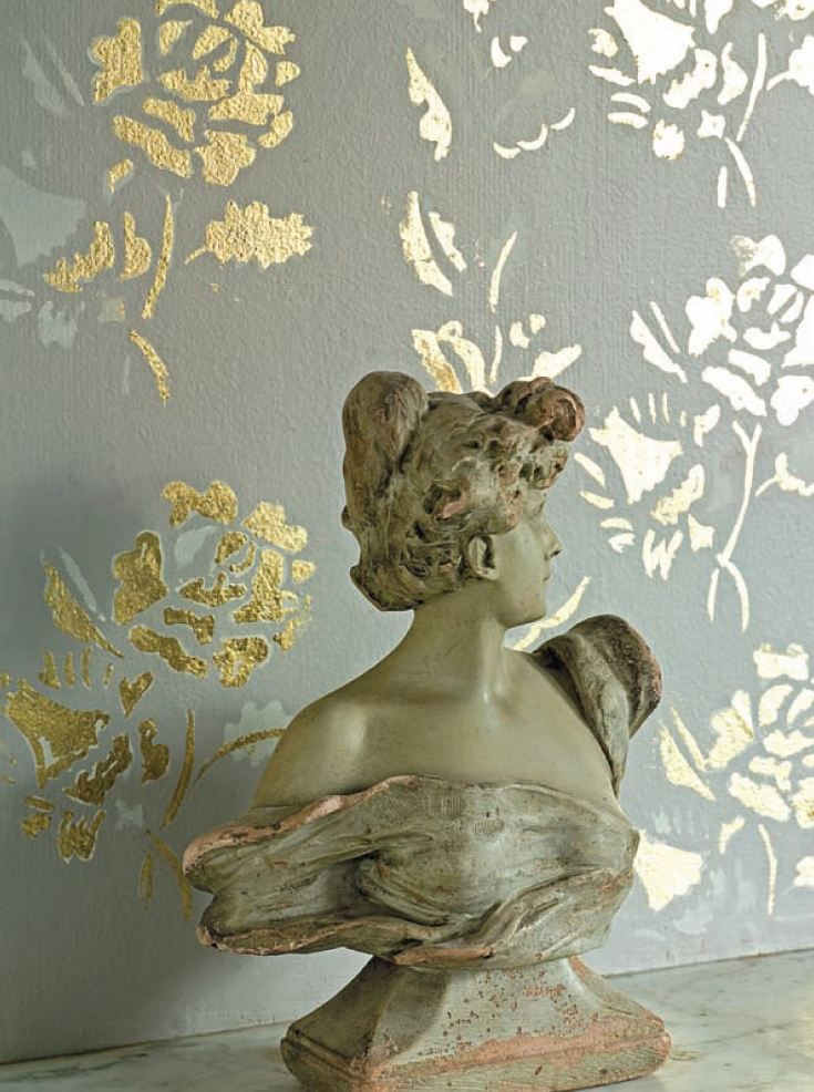 Best 25 Wall Stenciling Ideas On Pinterest Painting