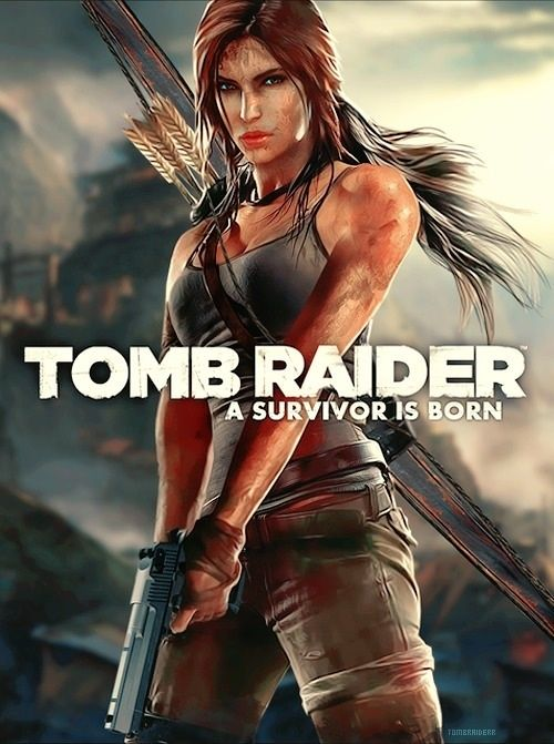Tomb Raider Started playing on the computer but have to get it for the Xbox.
