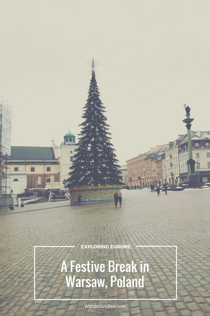 Warsaw, Poland for a Festive Winter Break. Read about what we got up to on our latest winter break in a new city. Eating and drinking our way around as per usual, seeing the sights, festivities and more.. #VisitEurope #Poland #WinterBreak #Travel