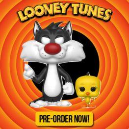 Animation Sylvester & Tweety Looney Tunes PRE-ORDER