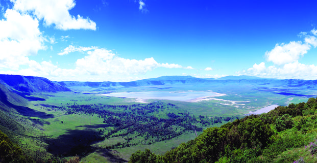 Ngorongoro Crater Tanzania Tourist Board Places To Travel Tourist National Parks
