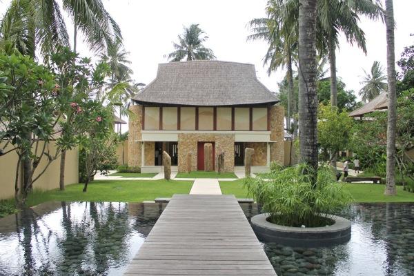 Qunci Villas in Lombok, Indonesia