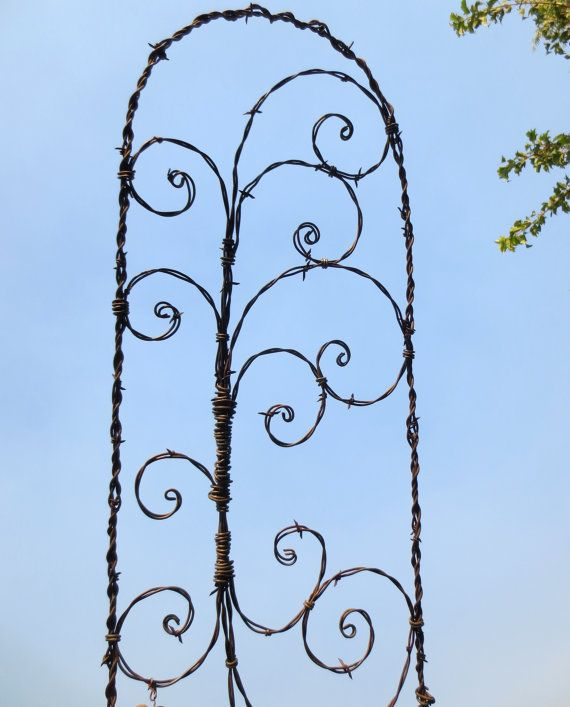 192 best Barb wire design images on Pinterest | Barb wire crafts ...