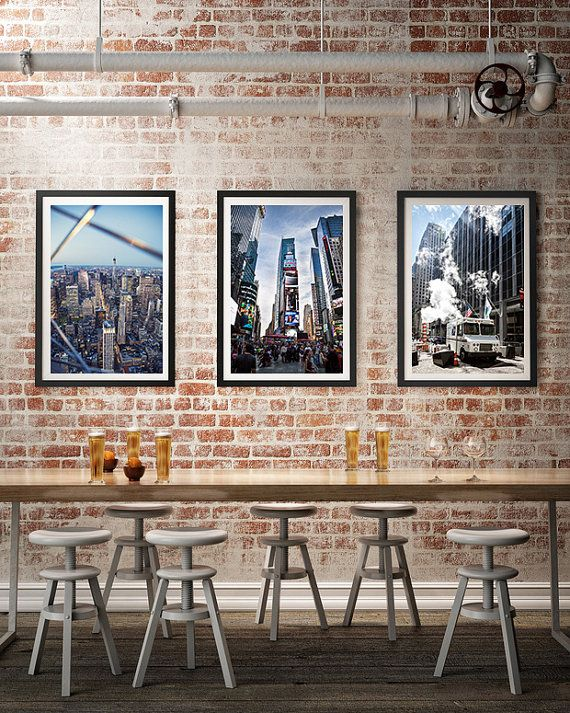 USA, New York photography, Times Square, Flatiron, New York print, USA photography, wall art print, photo, fine art, skyscraper #018