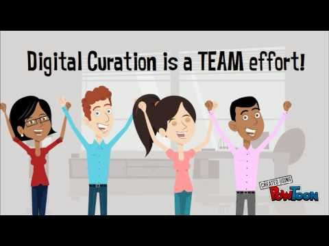 Examples of use and tools for digital #curation in educational settings by C.Tucker.