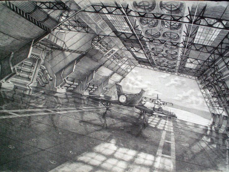 04f935ca0c8e53ce1608829f33ha--kartiny-i-panno-angar-arhitekturnaya-fantaziya-grafika-75h50s.jpg (1500×1125)